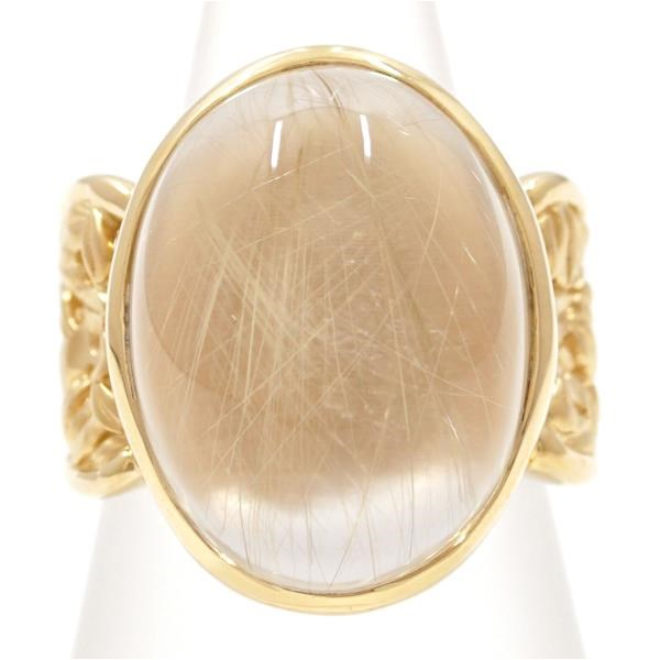 ルチルの指輪