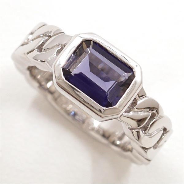 アイオライトの指輪