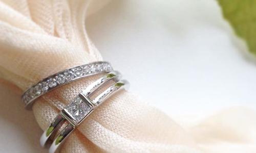 ダイヤのリング