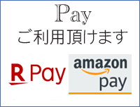 楽天pay、Amazonpay